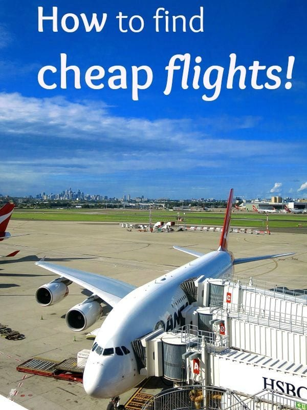 the cheapest flights 2017