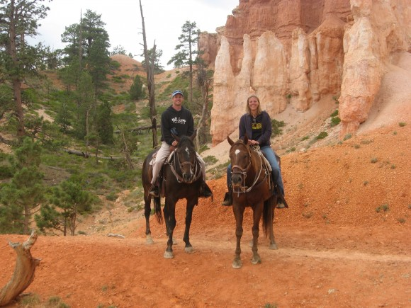 Horse Riding in Bryce Canyon