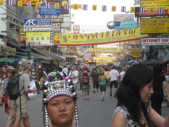 Khao Sarn Road