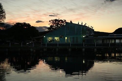 Fisherman's wharf Woy Woy