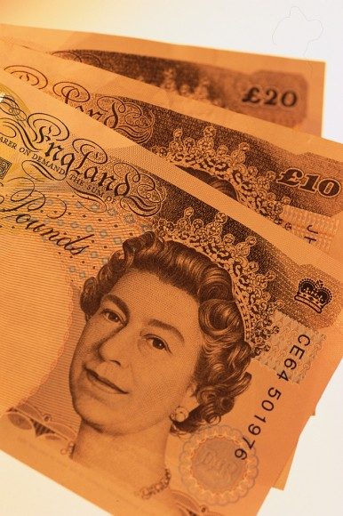 English British Pound