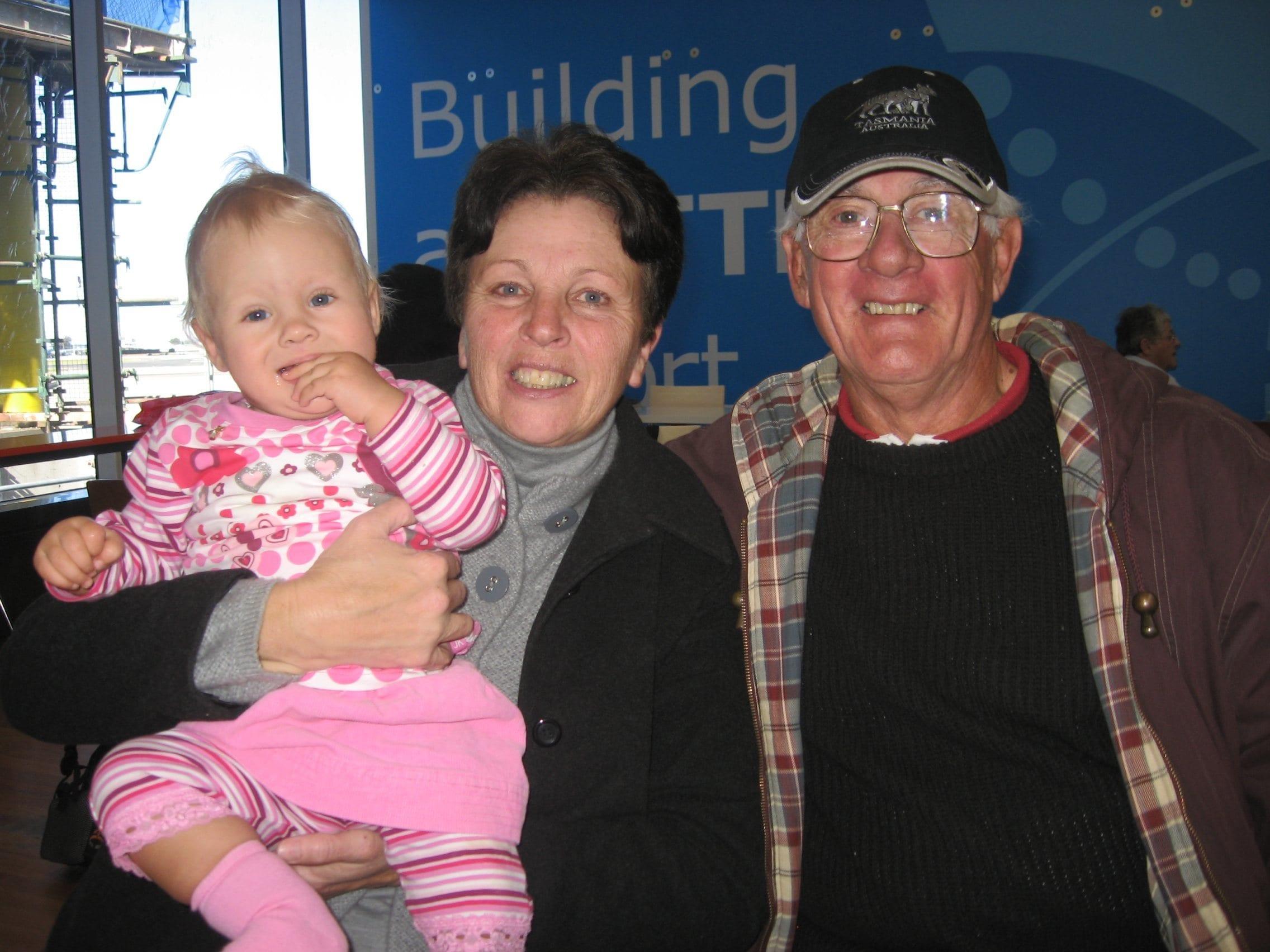 Mum and Dad with Kalyra