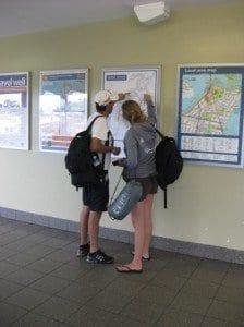 Woy Woy train station