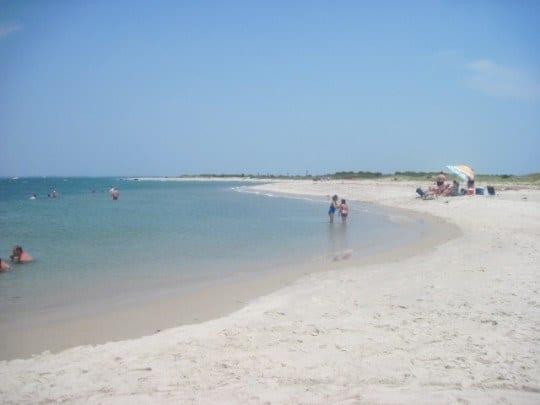 Shackleford Island Outer Banks NC