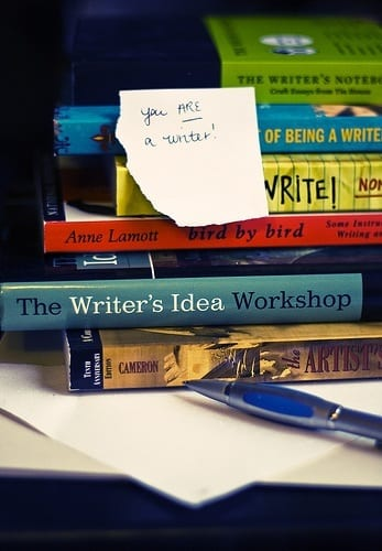 Travel writing course