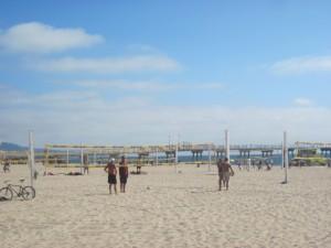 Volleyball Hermosa Beach