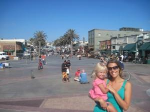 Pier Promenade Hermosa Beach