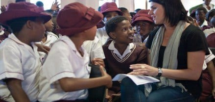 Volunteering in South Africa