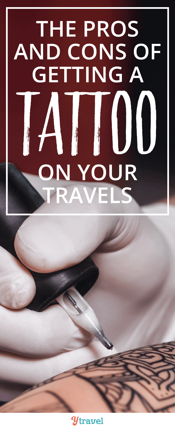 Have you ever thought about getting a tattoo on vacation? Check out the pros and cons of getting a tattoo on your travels.