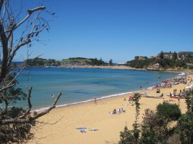 Terrigal Beach Travel destinations