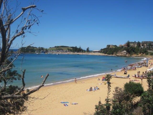 Terrigal Beach Travel destinations