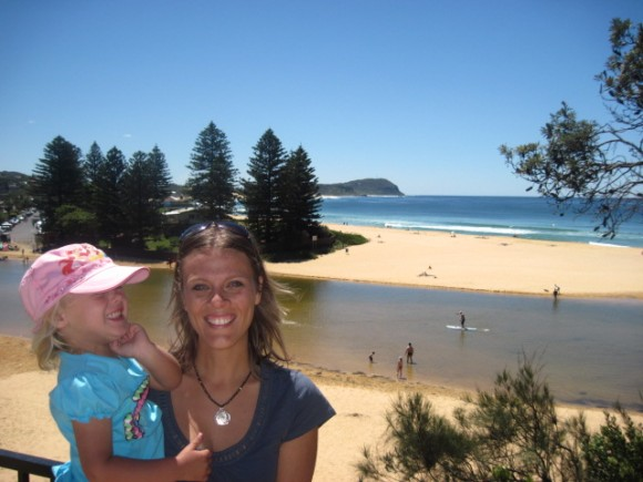 Terrigal Lagoon and Beach