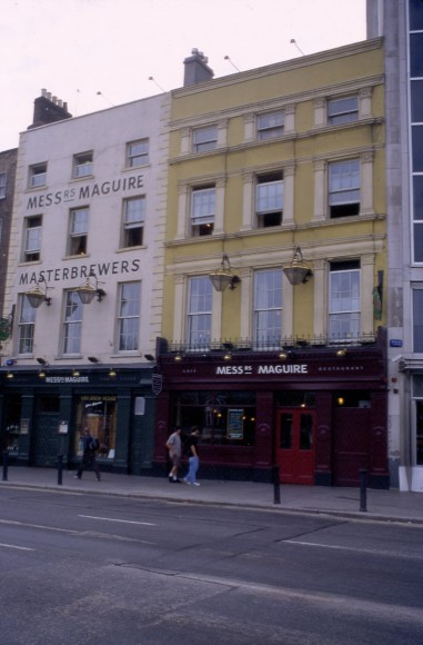 Messrs Maguires Dublin bar