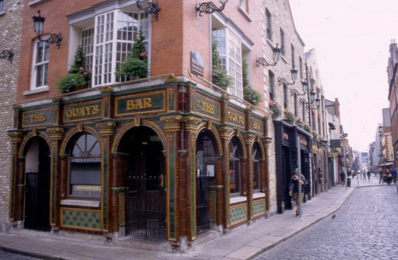 The Quay Bar, Dublin Irish pub
