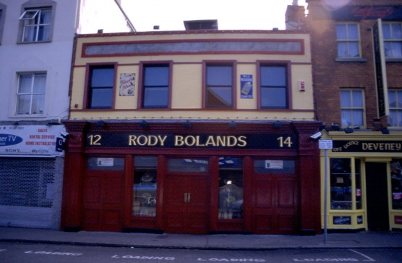 Rody Bolands, Dublin Irish pub