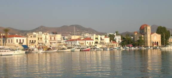 Aegina Greek Islands