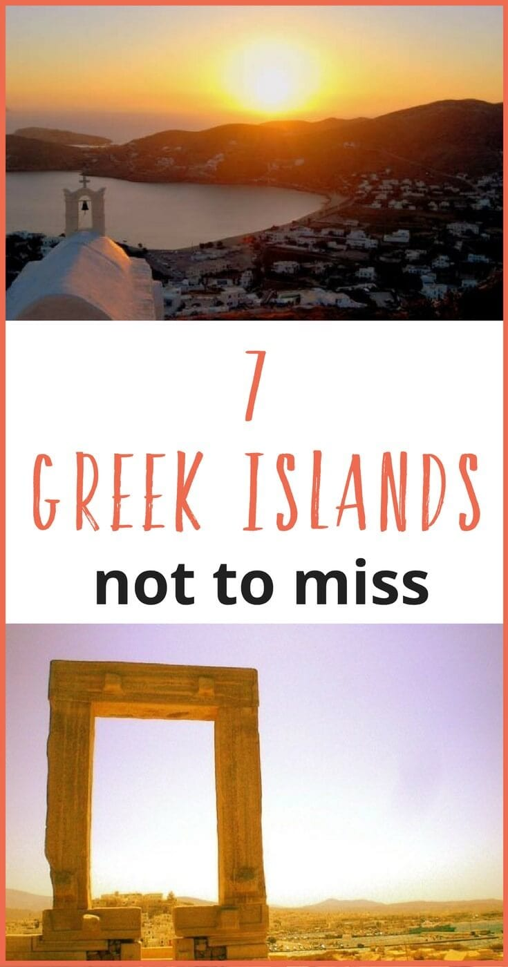 Trying to decide what Greek Islands to visit? Here are the personalities of 7 Greek Islands you don't want to miss. Which is your favourite?
