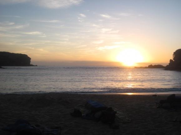 Wattamolla Sunrise