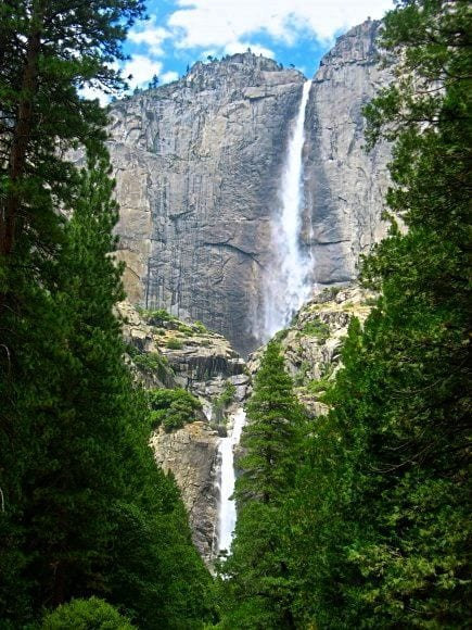 Yosemite National Park, California - one of 5 Natural Wonders