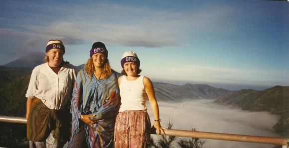 Sunrise over Mt Bromo