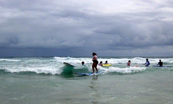 Learn to Surf Beach Bum Australia
