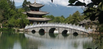 y Travel Blog - Travel Photo, Black Dragon Pool, Lijiang, China