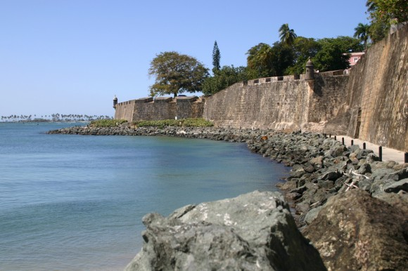 Old San Juan Fortress Walls