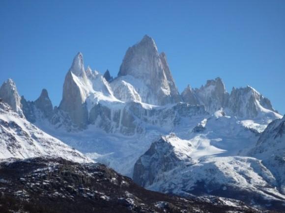 Mt Fitzroy Patagonia