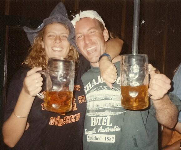 Fun at Beerfest