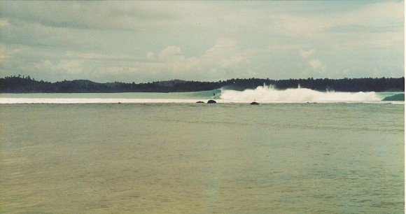 Nias Point break