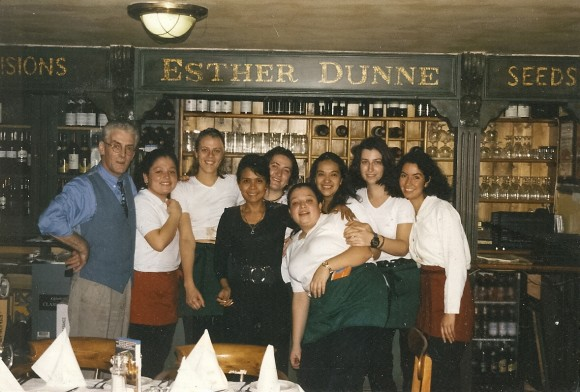 Oliver St Jojn gogarty Temple Bar dublin