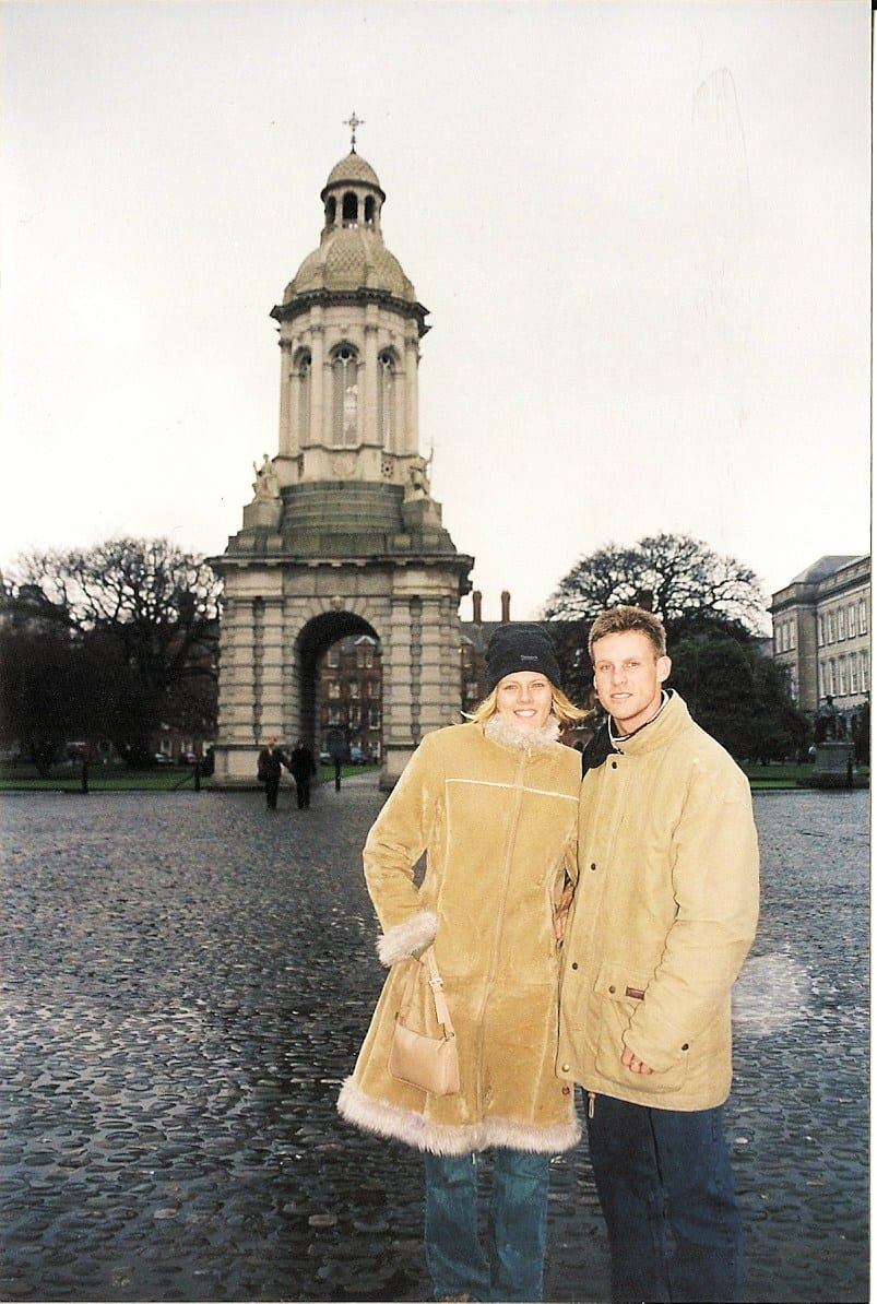 Trinity Bell Trinity college Dublin