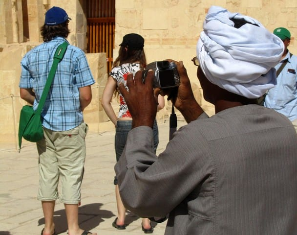 Baksheesh Egypt