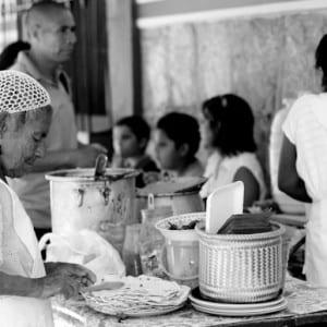 Oaxaca street food