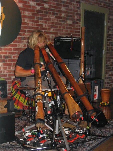 Xavier Rudd Byron Bay Blues Fest