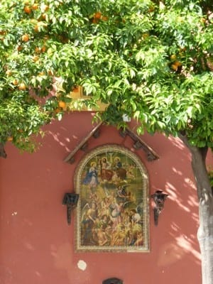 Convento de San Leandro Seville Spain