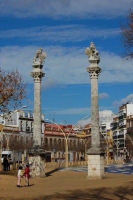 La Almeda De Hercules Seville Spain