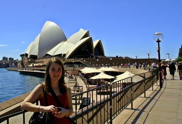 My Travels in Australia - by Brooke Shoenman