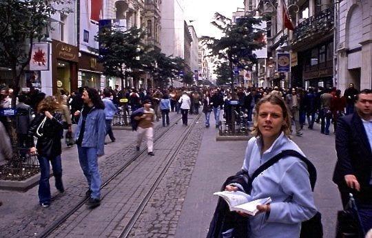 Visiting Instanbul, Turkey - Female Solo Travel Tips