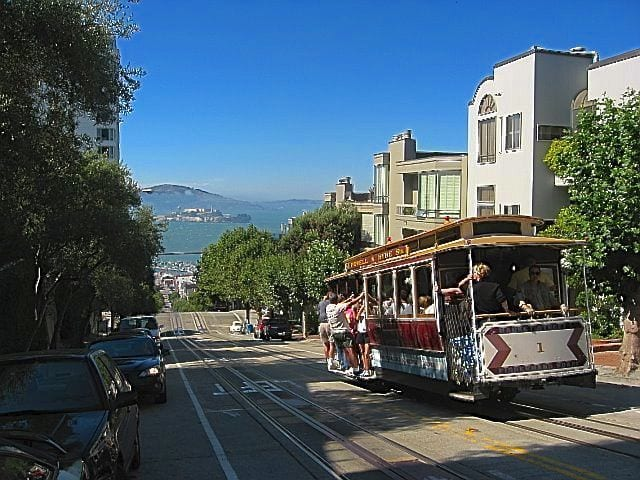 Ride the Cablecar - San Francisco Travel Tips