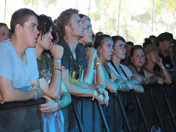 Byron Bay Bluesfest in Pictures