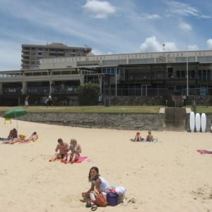 Moololaba Surf club Queensland