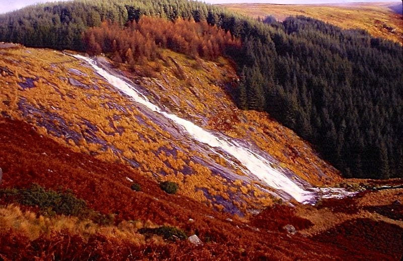 Stream in Wicklow Mountains - Ireland Travel Tips