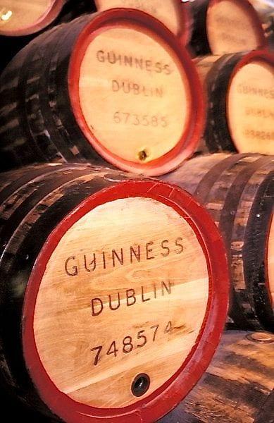 Visit the Guinness Factory in Dublin - Ireland Travel Tips