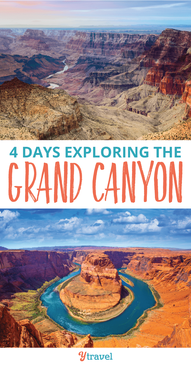 2d111e99ab6b Our Epic 4 Day Grand Canyon Vacation