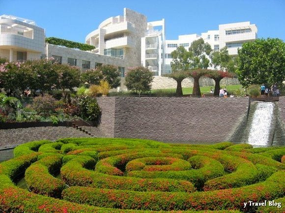 The Getty center - Los Angeles Travel Tips