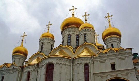 Kremlin Cathedral Moscow