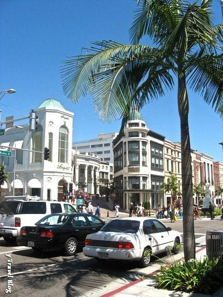 Visit Rodeo Drive - Los Angeles Travel Tips