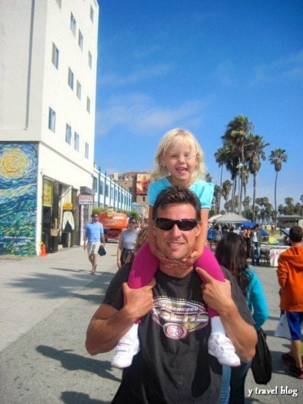 Check out Venice Beach - Los Angeles Travel Tips