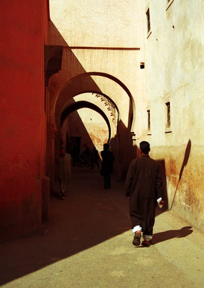 Marrakesh Alleyway
